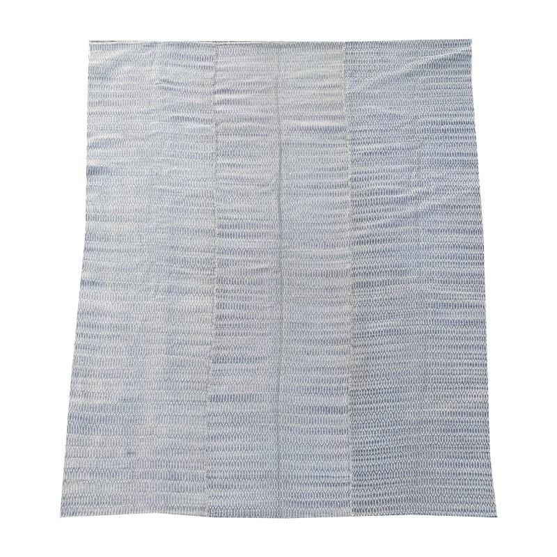 Contemporary flat woven hand made rug kilim. 299 x 236 cm